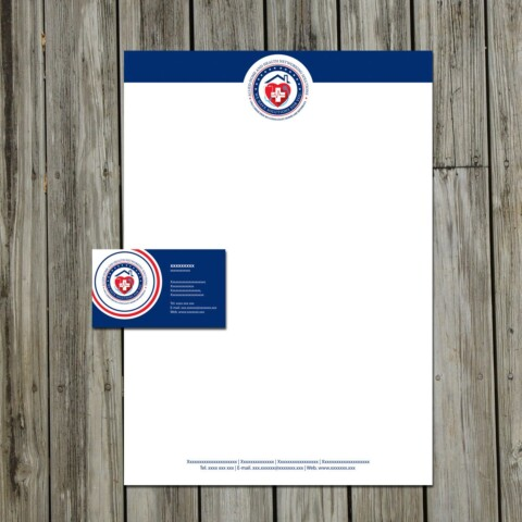 Business Cards and Letterheads 26