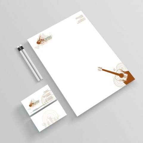 Business Cards and Letterheads 28