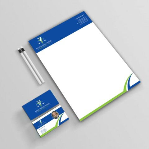 Business Cards and Letterheads 29
